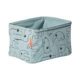 Done by Deer Blue Double-sided Soft Storage Basket
