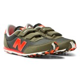 New Balance Green and Orange KE410CO Trainers