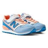 New Balance Light Blue KV996ALY Trainers