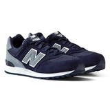 New Balance Admiral Blue KL574CWG Trainers