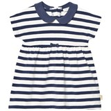 Hust&Claire Blue Moon Striped Dress