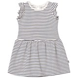 Hust&Claire Snow White Striped Dress