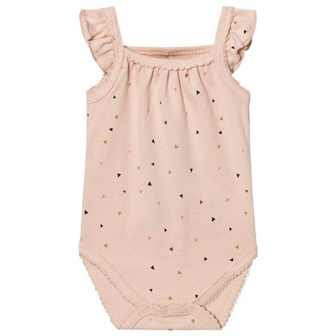 Petit by Sofie Schnoor Pink Triangle Print Body