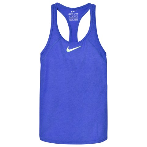 Blue Tennis Slam Tank Top