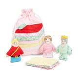 oskar&ellen The Princess And The Pea Story Bag