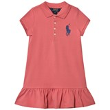 Ralph Lauren Pink Big Pony Polo Dress
