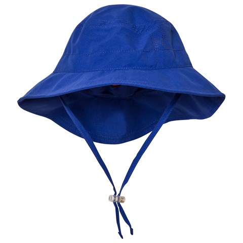 Reima Ultramarine Blue Tropical Sun Hat
