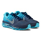 Nike Blue Air Max 2017 Junior Trainers