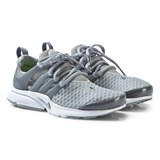 Nike Grey Presto Junior Trainers