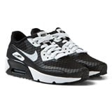 Nike Black and White Air Max 90 Ultra 2.0 Junior Trainers