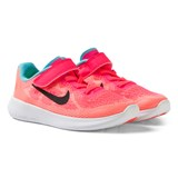 Nike Pink Free Run 2 Kids Trainers