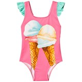MC2 St Barth Pink Ice cream Swimsuit