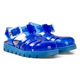 Ju Ju Blue Nino Jelly Shoes