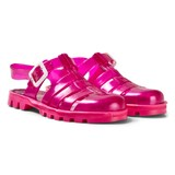Ju Ju Pink Sparkles Maxi Junior Jelly Shoes