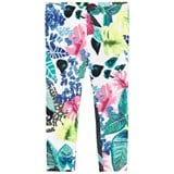 Catimini Mint Jungle Floral Print Leggings