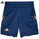 adidas Navy Barricade Tennis Shorts