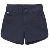 Gap Dark Blue 5 Pocket Midi Shorts