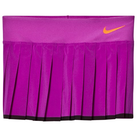 Bright Purple Victory Tennis Skirt