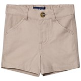 Andy & Evan Beige Twill Shorts