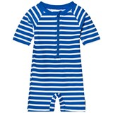eBBe Kids Ocean Blue Stripe August Beachsuit