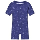 eBBe Kids Blue Sea Waves August Beachsuit