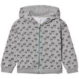 Scamp & Dude Grey All Over Balloon Print Hoodie