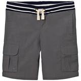 Lands' End Gray Little Boys Adventure Cargo Short