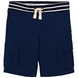 Lands' End Navy Little Boys Adventure Cargo Short