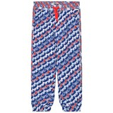 Kenzo Kids Mini Me Blue All-Over Print Trousers