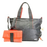 Storksak Grey Eden Bag