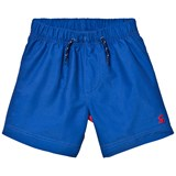 Joules Blue Shark Print Swimshorts