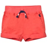 Joules Red Woven Shorts