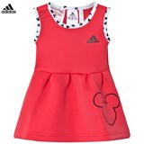 adidas Hot Pink Neoprene Micky Mouse Dress