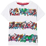 Fabric Flavours Marvel Character Stripe Tee