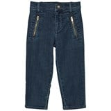 Mini Rodini Vintage Denim Zip Trousers