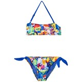 MC2 St Barth Tropical Birds Bandeau Bikini
