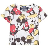 MC2 St Barth Mickey Mouse Allover print Tee