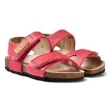 Kavat Coral 2-Strap Leather Sandals