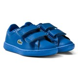 Lacoste Blue Infants Carnaby 317 Velcro Trainers