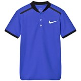 Nike Blue Nikecourt Advantage Tennis Tee