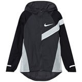 Nike Black and Grey Impossibly Lightweight Jacket