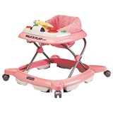 Basson Baby Pink Walk 'n Play Walker