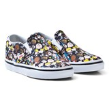 Vans Black Classic Peanuts The Gang Slip-On Shoes