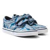 Vans Blue Sharks Atwood Trainers