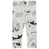Tobias & The Bear Splash Shark Print Leggings