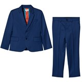 Paul Smith Junior Royal Blue Cool Wool Suit