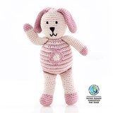 Pebble Pebble Pink Bunny Toy