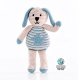 Pebble Pebble Blue Bunny Toy