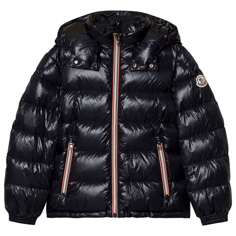 Moncler Navy New Gaston Puffer Jacket