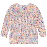 United Colors of Benetton Multi-Colour Knit Sweater